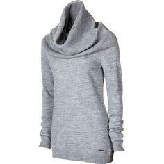 SmartWool Cascade Creek Cowl Neck Sweater - Women's   Backcountry.com...in every color ;)