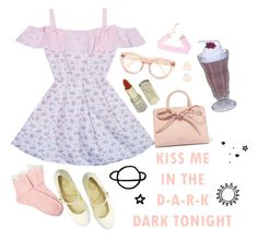 """""""💖 I know what the boys want, I'm not gonna play"""" by baby-grrl ❤ liked on Polyvore featuring Forever 21, Mansur Gavriel, Ted Baker, lolita, nymphet, nymphette, coquette and loleeta"""