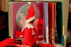 A Month of Elf On A Shelf Ideas