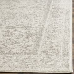Safavieh Adirondack Vintage Ivory/ Silver Rug (5' 1 x 7' 6) - Free Shipping Today - Overstock.com - 16894929 - Mobile