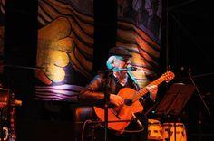 Ofrece Daniel Viglietti recital ante más de 2 mil personas en Coyoacán