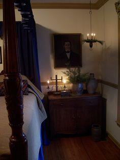 2014 Christmas Pictures~~~Linda B. Guest bedroom www.picturetrail.com/theprimitivestitcher