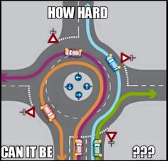 If you're from NJ this is easy!! haha!! The Old Circle Interchange