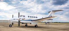 1989 Beechcraft Super King Air 300LW for sale in (KHYI) San Marcos, TX USA => www.AirplaneMart.com/aircraft-for-sale/Multi-Engine-TurboProp/1989-Beechcraft-Super-King-Air-300LW/14992/