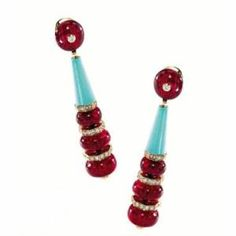 Bulgari Earrings Auctioned to Benefit Elizabeth Taylor Charity | Artinfo