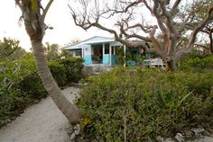 Tropical Cottage Style House in the Bahamas by Brenda Olde via Houzz