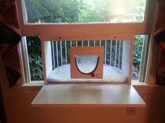 Cat Window Box | Cat Solarium