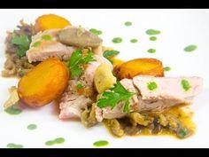 Côte de veau cuite basse température, sauce forestière et pommes de terre croustifondantes (Les carnets de Julie) – [les] Gourmantissimes