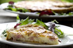 Jeg er i paimodus for tiden. Spiser massevis av pai, og elsker hver eneste utgave. Rhubarb Recipes, Lasagna, Quiche, Sandwiches, Breakfast, Ethnic Recipes, Food, Pai, Morning Coffee