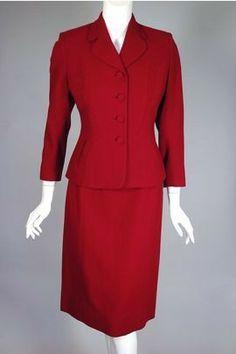 women's suits 1950 - Google Search