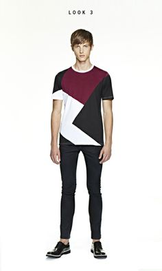 BlackBarrett, the diffusion line by Neil Barrett, has launched its Spring  Summer 2014 collection. With the focus on Geometric Play, BlackBarrett  redefines ...