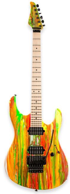 Suhr 80's Shred