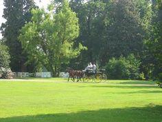 Il parco Torionei di villa Doria a Pinerolo - Piemonte