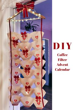 Last Minute DIY Adventskalender, DIY Adventskalendar, selbstgebastelter Adventskalender, Adventskalendar selber basteln, Adventskalendar aus Haushaltsgegenständen, Lifestyle Blog, Like A Riot