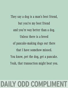 """""""Pancake Dogs"""""""