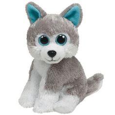 2852d0a7f9f TY-Beanie-Baby-SLEDDER-the-Husky-Dog-Big-