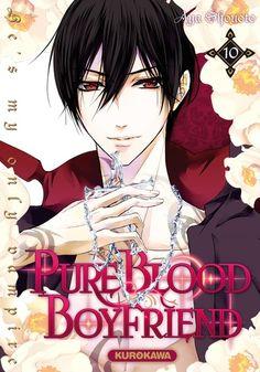 Manga - Manhwa - Pure blood boyfriend - He's my only vampire Vol.10