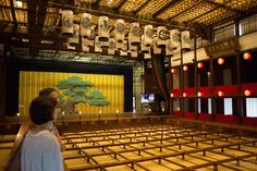 Oldest Kabuki Place in Japan