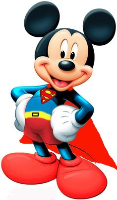 Super Mickey Mouse