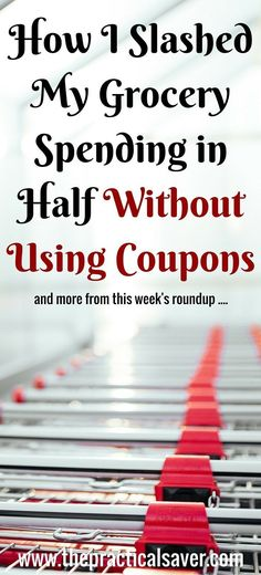 This week's post includes how to reduce grocery spending without using coupons, worst money mistakes, why you need to consider financial independence, among others. I believe that the lessons from these articles may help you in fulfilling whatever your pursuits are. Please let me know if you have posts you think are worthy of being mentioned in The Practical Saver Great Reads.