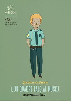 Col.lecció Quaderns de Lectura - Casmic Lab / diseño gráfico / graphic design