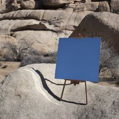 The Edge Effect, photos by Daniel Kukla. These images were created with a mirror and a painter's easel, inside Joshua Tree National Park, The Edge, Dying Of The Light, Guernica, Mirror Effect, Joshua Tree National Park, Parc National, Fantasy Landscape, Mirror Image, Belleza Natural