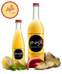 Drink Jin+Ja -  this  stuff is  amazing-  even if you  don't  drink it!  It packs a  punch and   all the ingredients  are  good for you! So  delicious!  I mix Jin+JA with pineapple  juice, lime seltzer water  over  ice- a  refreshing  drink.  I  even use it in cooking!