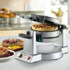 Waring Pro Double Belgian Waffle Maker at Sur La Table