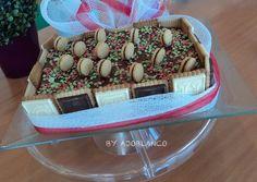Tarta de Galletas de Chocolate, la de toda la vida. HEMC≠58 | AJOBLANCO