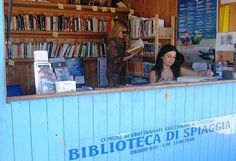 Biblioteca di Spiaggia a Grottammare