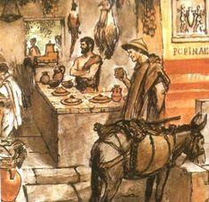 thermopoium in Pompeii