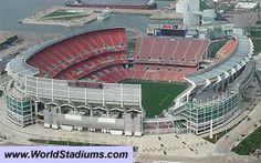 Cleveland Browns - Browns Stadium