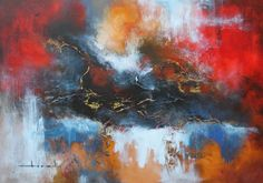 "Saatchi Art Artist Carlos J Tirado; Painting, ""YOU FOUND ME"" #art"