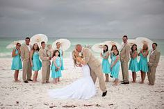 beach wedding theme:: --this exactly, no jackets, thinner fabric for maids maybe?  how do you like the umbrellas?