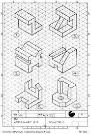 85 mejores imágenes de Dibujo técnico Isometrico en 2019