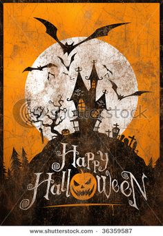 Halloween, Witch, Goblin, Black Cat, Jack-O-Lantern, Bat, Skull, Ghost, Spooky, Full Moon, Pumpkin, Trick or Treat, Autumn, Fall, Haunting, Scarecrow, Magic Potion, Creepy, Spells