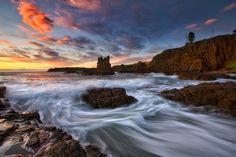 Morning Spill. by Darren J Bennett - Photo 127879949 - 500px