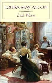Little Women...this book will always hold a special place in my heart.