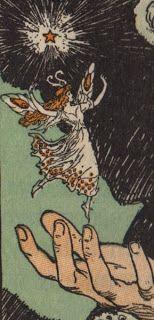 Tiny Vintage Fairy - The Graphics Fairy