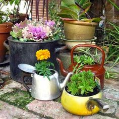 recycling ideas from old kitchen utensils (2)