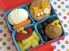 Page 14 - 20 Lunch Box Ideas for Kids I Bento Box Lunch Ideas I Kids Lunch Boxes - ParentMap
