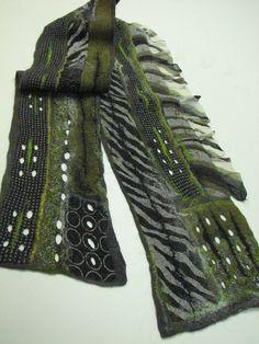 Nuno scarf by Andrea Graham