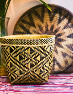 Shop carefully curated limited edition, nowhere-else-to-be-found travel finds! Palawan, Bamboo, Basket, Medium, Travel, Viajes, Destinations, Traveling, Trips