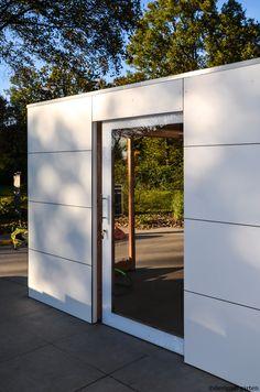 flachdach Gartenhaus Worms designatgarten | Gartenhaus / Sauna ...