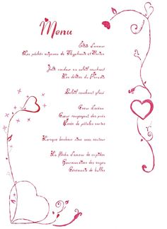 menu mariage f te original moulin vent menu mariage pinterest recherche et mariage. Black Bedroom Furniture Sets. Home Design Ideas