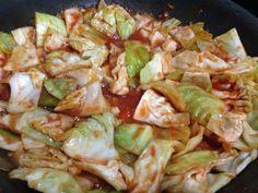 Sopa de repollo por Miry Mquintana #sopa #repollo #easy #diy #platillo #chef #easy #receta #recetasitacate #itacate #aniversario #fiestas