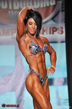 IFBB Figure Pro Dana Linn Bailey