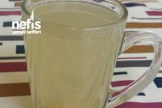 Yağ Yakıcı Çay (Detoks Etkili) Tarifi