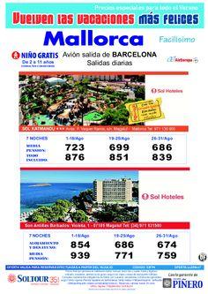 4ªEd vacaciones mas felices. Hotel Sol Katmandu y Sol Antillas salidas desde Barcelona - http://zocotours.com/4aed-vacaciones-mas-felices-hotel-sol-katmandu-y-sol-antillas-salidas-desde-barcelona/