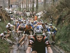 CYCLING ART BLOG: Tour of Flanders: The Holy Place